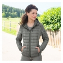Pikeur Jean Damen Lightwight Steppjacke in matter Nylonware