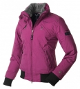Pikeur Carlina Damen Blouson Next Generation wasserdicht pink